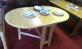 Drop leaf table tcl 13827