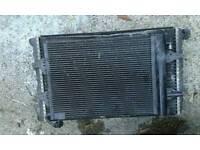 Volkswagen 1.4 FSI Cooling radiator