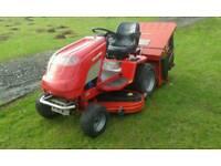 "Countax A2050HE Ride on Mower 50"" Cut 20HP Honda Engine"