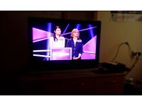 Technosonic flat screen tv