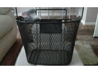 Halfords Bike basket £6