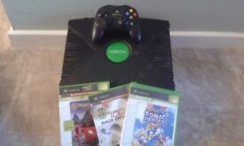 Xbox and 3games