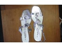 Shoes new zodiaco made in italy size 5