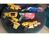 Nerf Gun bundle *Offers Welcome*