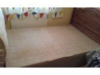 4Ft bed frame.