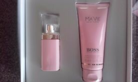 NEW HUGO BOSS MA VIE GIFT SET
