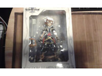 Kingdom Hearts 2 Sora collectible figure, still in box