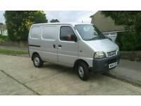 Suzuki carry mini van