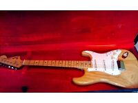 Fender Stratocaster 1974 USA vintage. Stunning, Near mint condition! Hardtail