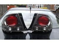 lexus is200 rear lights