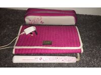 Pink GHD Hair Straighteners Limited Edition