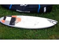 Kite surfer cabrinha