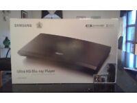 Samsung Ultra HD Blu-Ray DVD Player