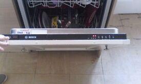 Built in boch dishwasher