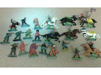 Britains Detail toy soldiers & Horses