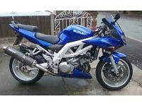 Suzuki SV1000s K3 £2000 NO OFFERS