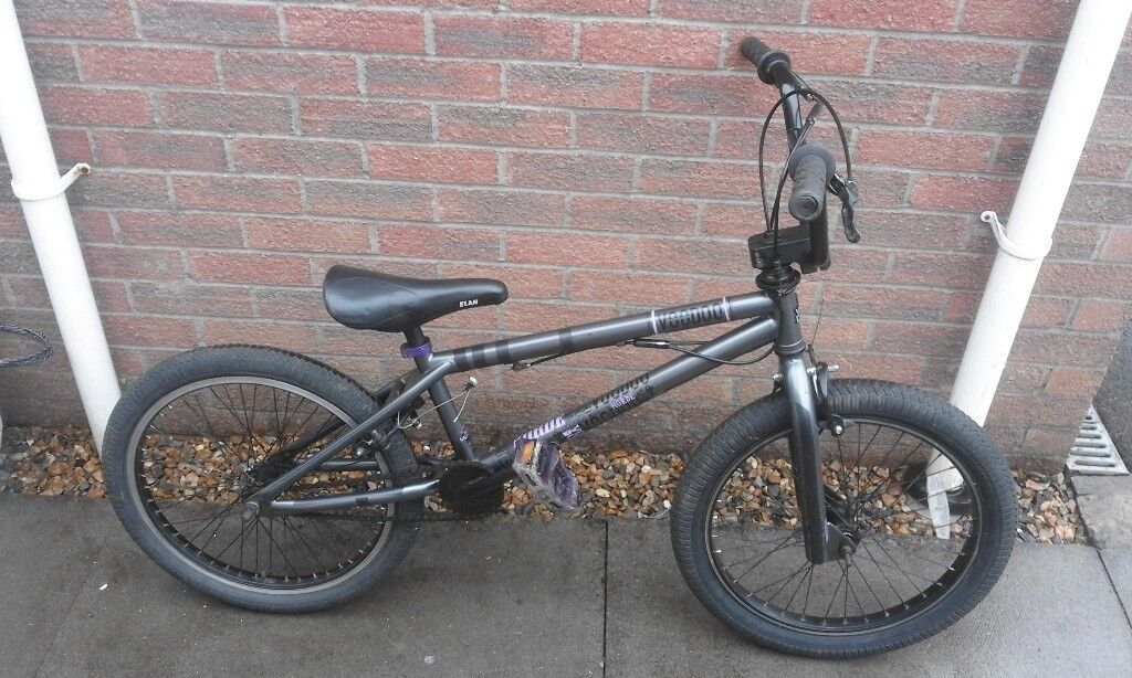 Boys Voodo Horde Small Crank BMX Bike Bicycle
