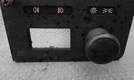 BMW E30 Headlight panel switch surround panel For £20