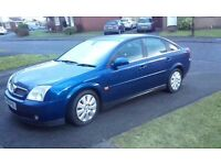 Vauxhall Vectra 2.0 dti...immaculate..mot may...no faults!!