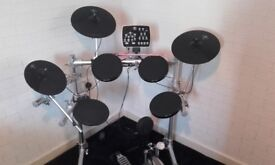 Electric drum kit. Perfect working order