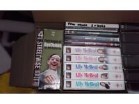 ally mcbeal box set complete used blly working great tv series 5 series.