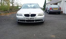 04 BMW 520i ***ONLY 90,000 MILES***MOT 03/ NOVEMBER /2017***