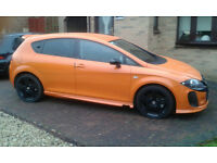 seat leon fr170 tdi factory btcc lambo orange,vw gti,vw gtd,cupra,bmw m3,rs,turbo,amg,s3,r32