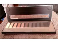 Eye shadows palette.
