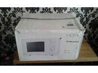 Sainsbury's 17 L microwave 700w 5 power settings