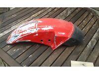 Kawasaki GPZ mudguard