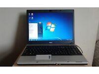"NEC Laptop 2 GB Ram 160 Hard drive 15.6"""