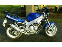 Yamaha Streetfighter