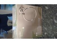 Cooke and lewis towel ring