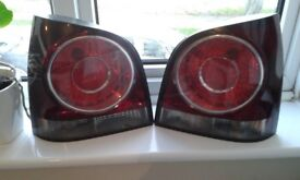 Genuine Volkswagen Polo Tail Lights. They fit Polo/Derby/Vento 2005 to 2010