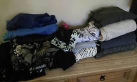 Job lot of women's clothes