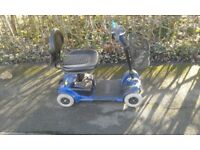 Pride Go go 4 wheel scooter for sale, spares or repairs