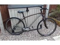 Specialized crosstrail elite hybrid bike