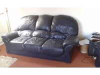 FREE Delivery: Leather Sofa / Armchairs / Sofa Suite