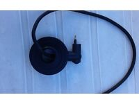 Light monkey inflation valve adapter.