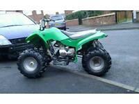 Quad 150cc off road runs and rides spares or repair cheap