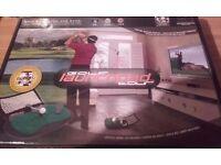 Golf Simulator Indoor and Outdoor.