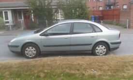 For Sale Citreon C5 HDI LX 2003