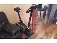 BodyTrain IS650 Programmable Magnetic Exercise Bike