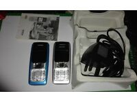 2X nokia 2310's on for sale for £15