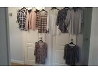 ***LADIES CLOTHES...TOPS,TROUSERS,JEANS***
