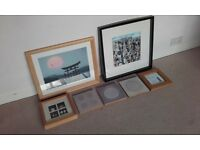 Seven (7) Assorted Pictures Free Local to Didsbury Delivery