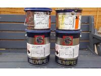 hempel boat paint bright yellow