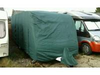 Caravan Winter Cover 21/23ft