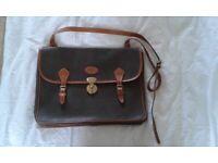 e70b445f8424 Mulberry Satchel Women's Handbag, Beautiful Olive/Mole Scotchgrain, Preowned  Vintage