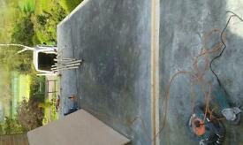 rubber flat roofing. classic bond approved contractor. BBA approved 35 year + life expectancy.